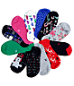 12 Days Of Christmas Socks 12-Pack