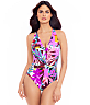 Palm Springs Drew Plunge One-Piece