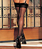 Sheer Back Seam Stockings