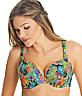 Island Girl Deco Bikini Top