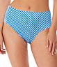 Beach Hut High-Waist Bikini Bottom