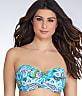Viana Twist Bandeau Bikini Top