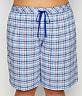 Plus Size Knit Bermuda Shorts
