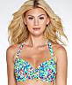 High Dive Halter Bikini Top