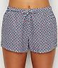 Paloma Woven Cotton Pajama Shorts