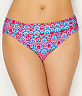 Stained Glass Unforgettable Fold-Over Bikini Bottom