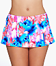 Lotus Skirted Bikini Bottom