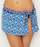Tika Tiles Skirted Bikini Bottom