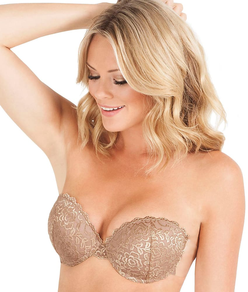 Lace Ultimate Boost Backless Strapless Bra