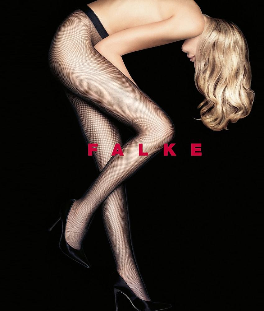 Falke Net Pantyhose Hosiery - Women's
