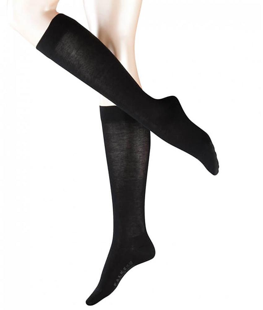 afce37727 Falke Sensitive London Cotton Knee Socks Hosiery - Women s