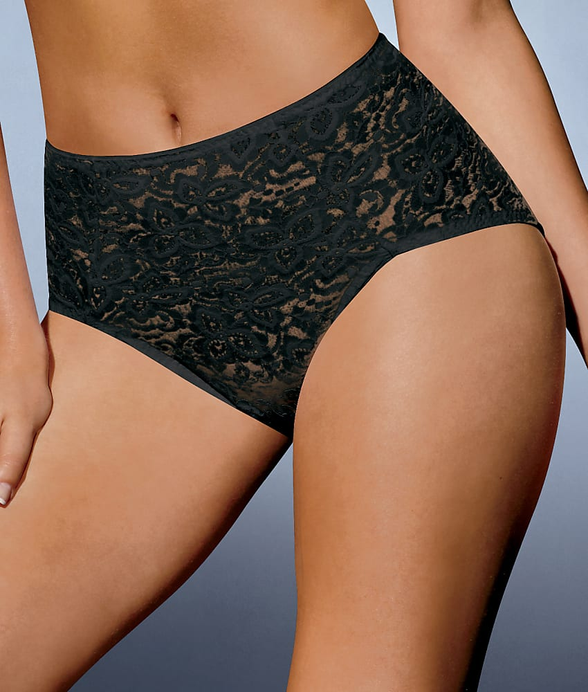 Women/'s Shapewear Bali Lace /'N Smooth Firm Control Brief Panty