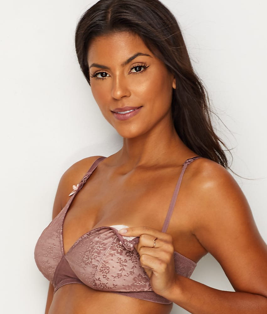 33a1f64be4a97 Anita Fleur Wire-Free Nursing Bra - Women s
