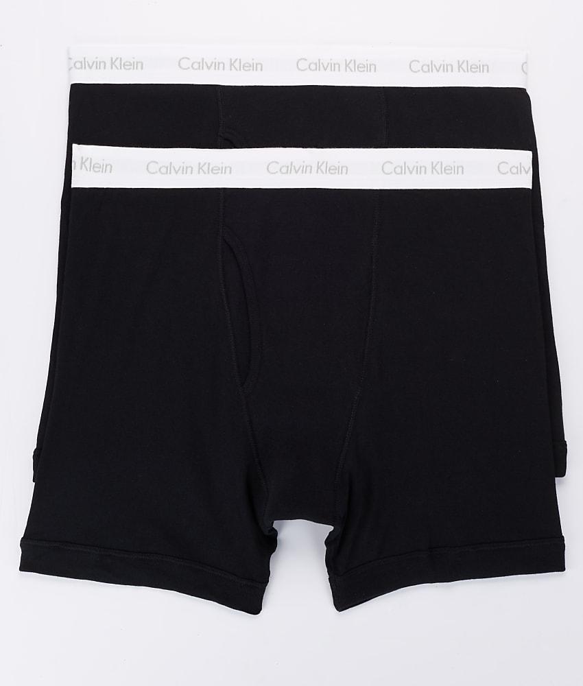 calvin klein classic fit big boxer brief 2 pack underwear men 39 s. Black Bedroom Furniture Sets. Home Design Ideas