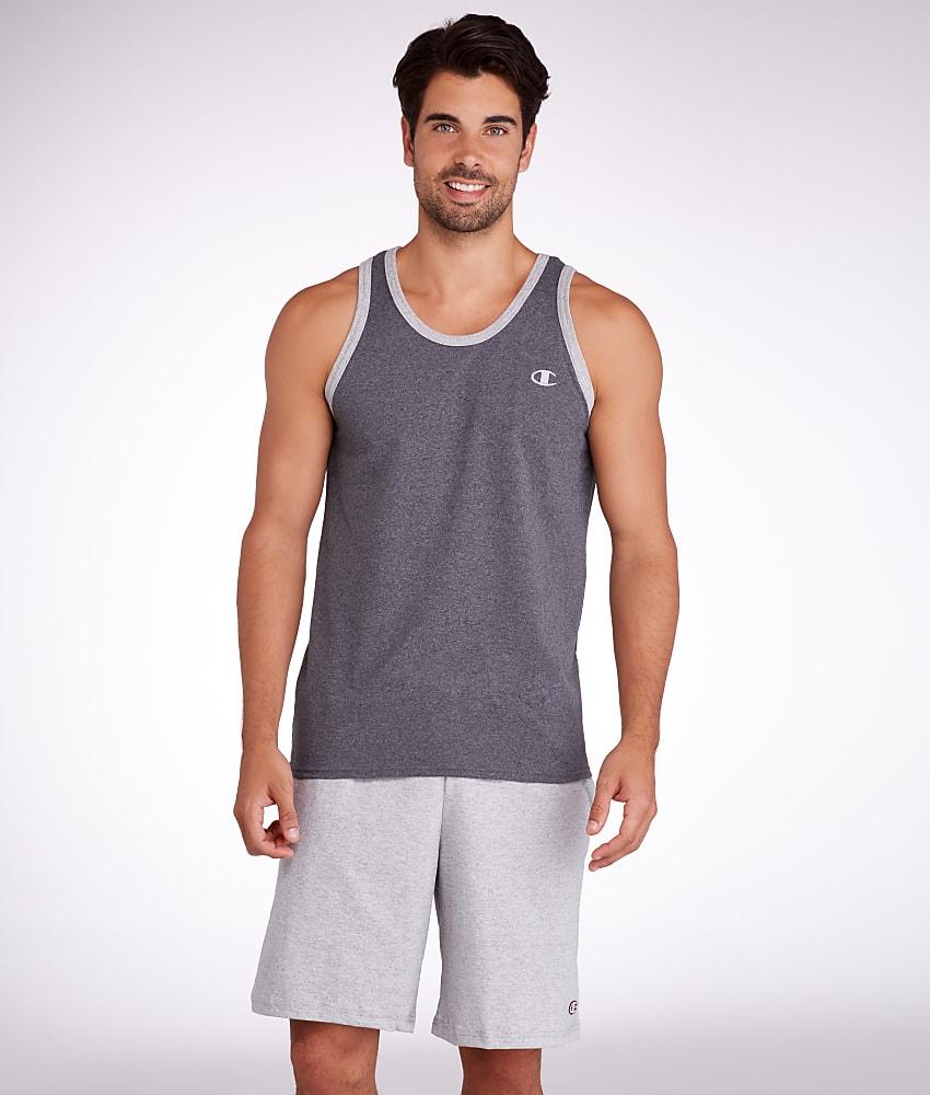 Champion Cotton Jersey Shorts Activewear Men 39 S Ebay