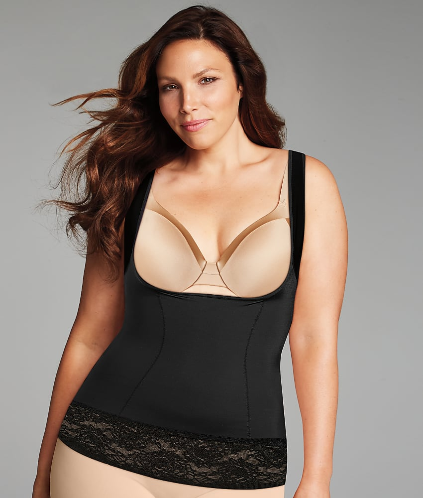 0a6421160b1 Maidenform Plus Size Firm Control Open-Bust Camisole Shapewear ...