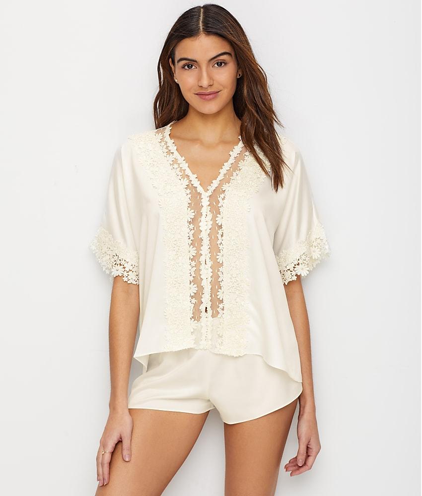 aec06fc6a Flora Nikrooz Showstopper Charmeuse Pajama Set - Women s