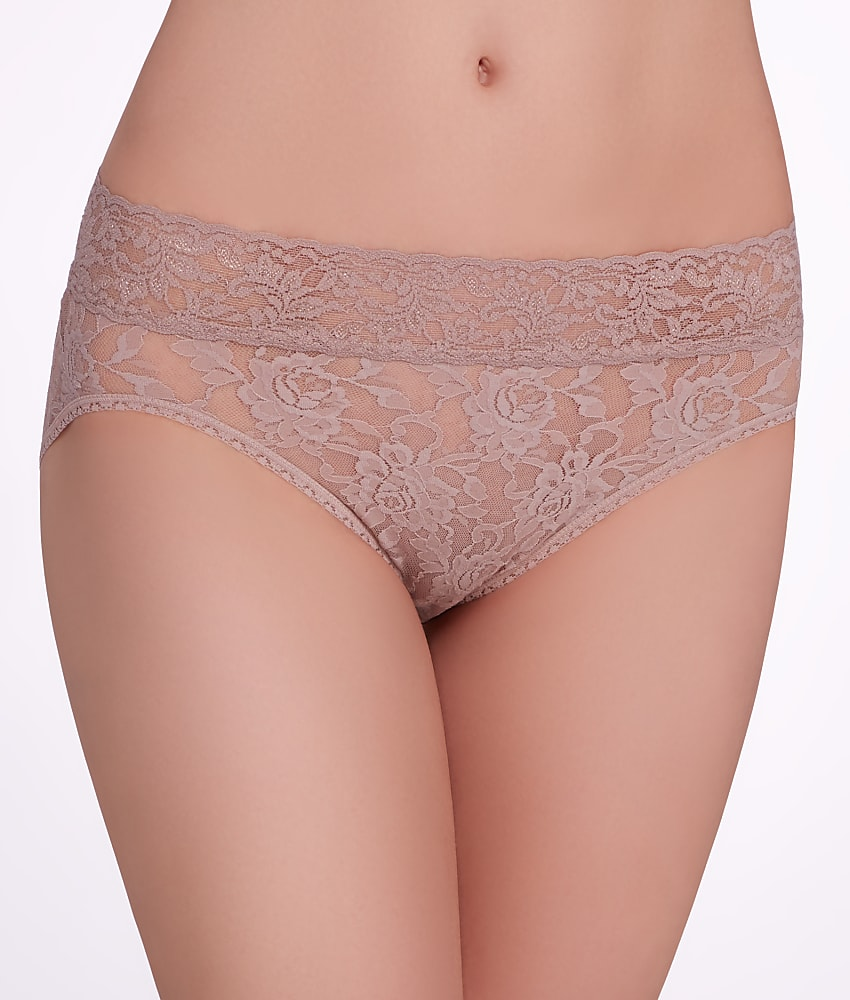 Women/'s Hanky Panky Signature Lace French Brief Panty