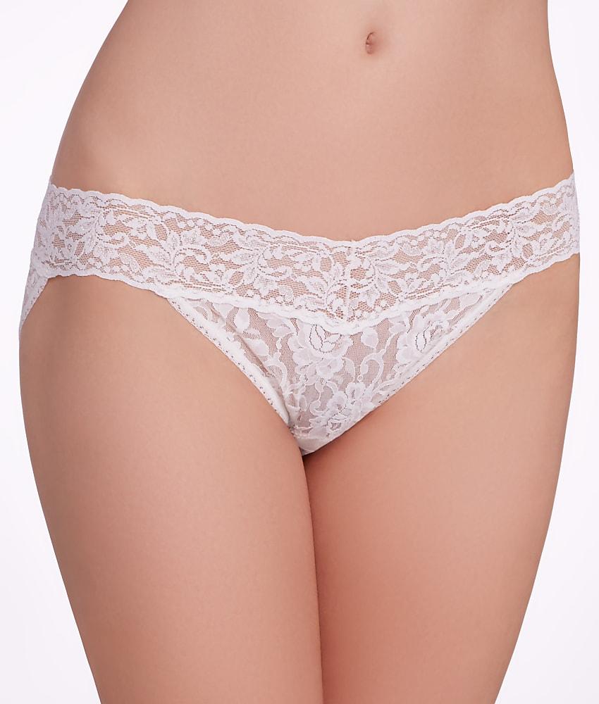0e3e16bd5a84 Hanky Panky Signature Lace V-kini Panty - Women's | eBay