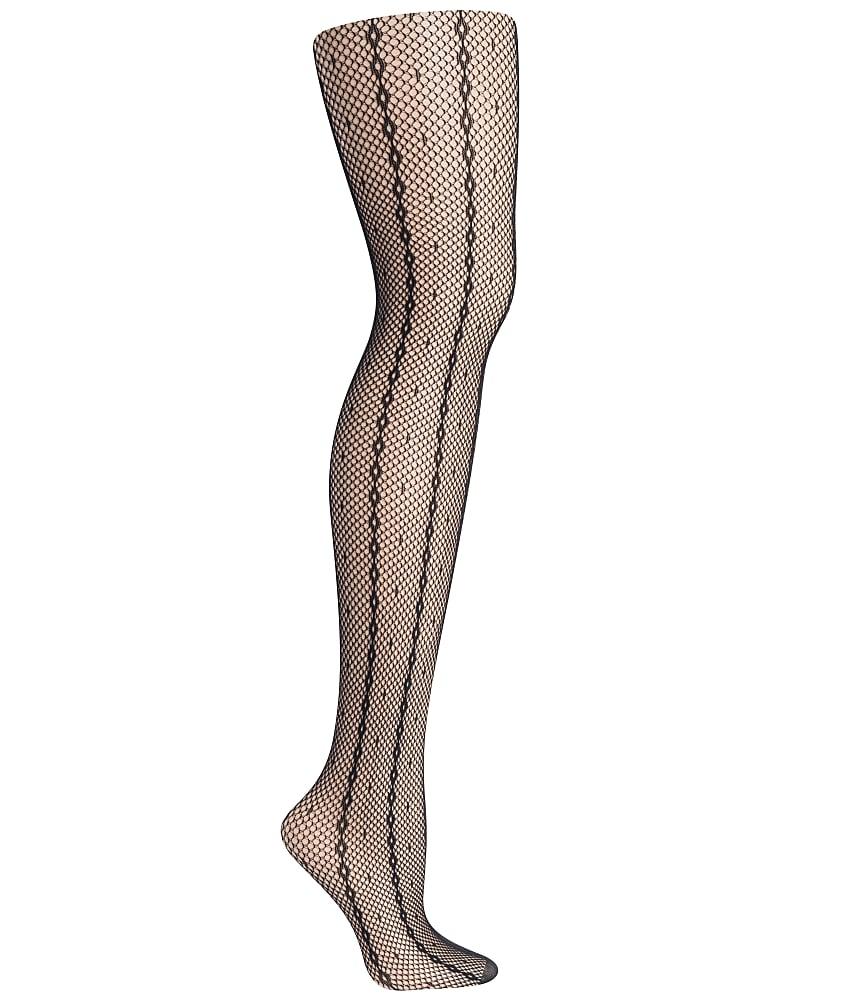 aaffb2a2860b3 Hanes Plus Size Curves Point D'espirit Tights Hosiery - Women's | eBay