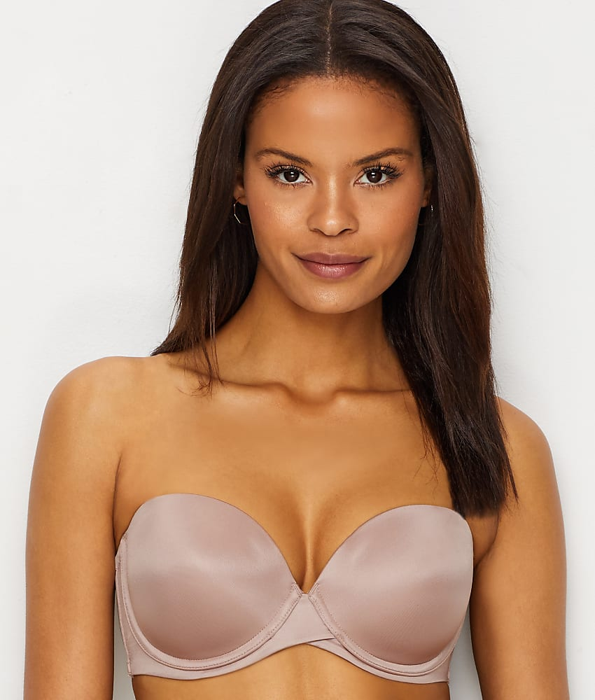 df3b073f25 Maidenform Love the Lift Strapless Push-Up Bra - Women s