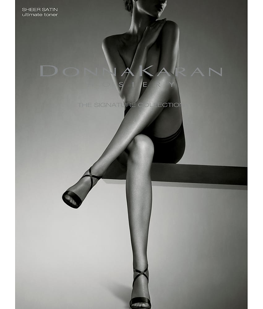 Excellent and donna karan pantyhose