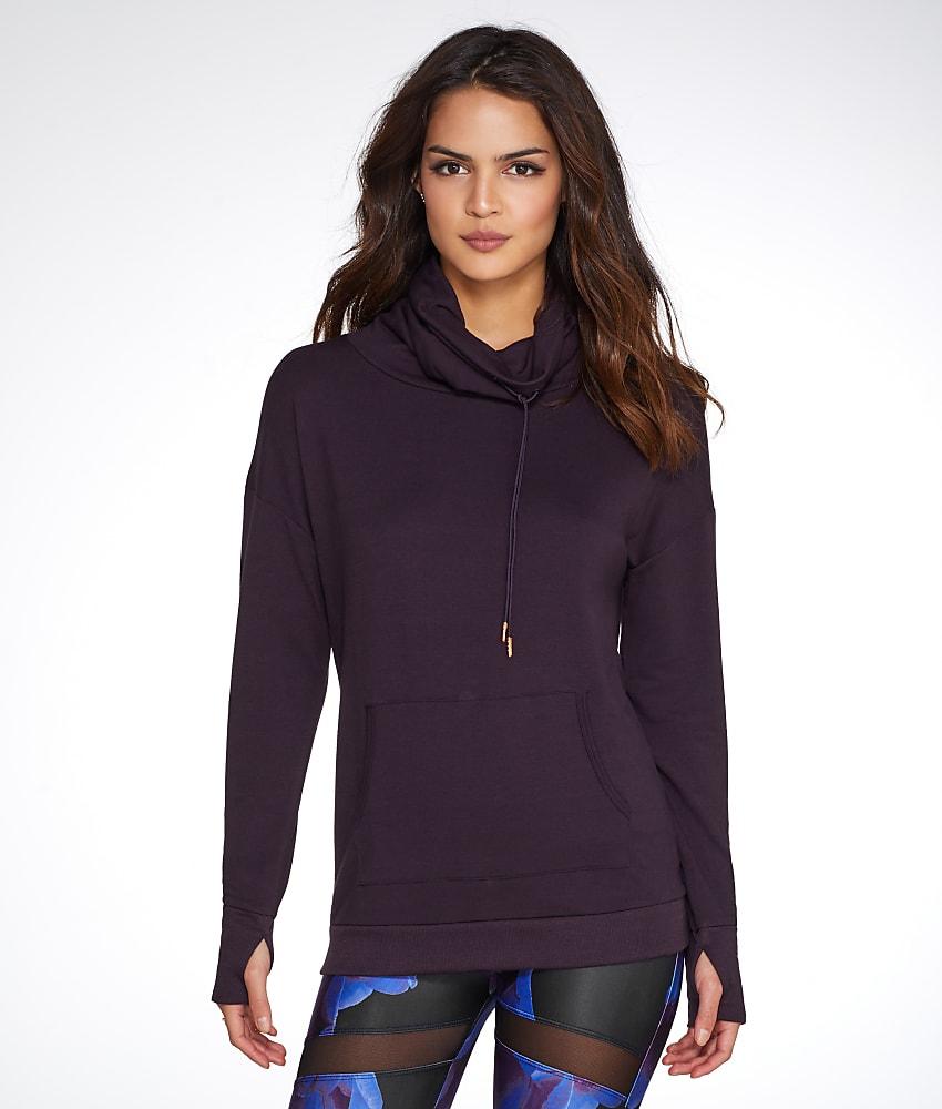 Onzie Tulip Cowl Neck Pullover Activewear - Women's