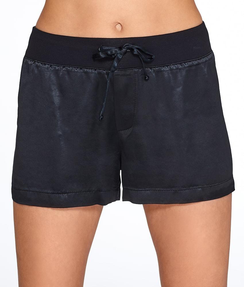 PJ Harlow Mikel Satin Sleep Boxer Shorts - Women's   eBay