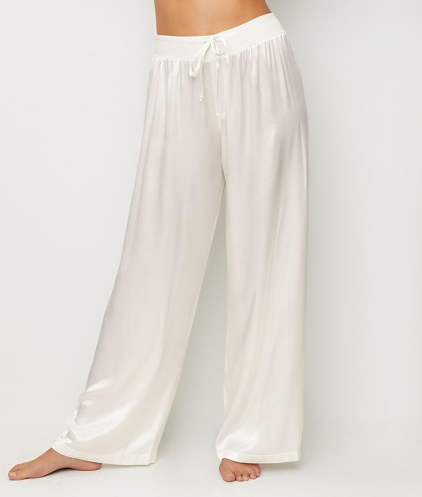 6977b34841 PJ Harlow Jolie Satin Lounge Pants - Women s