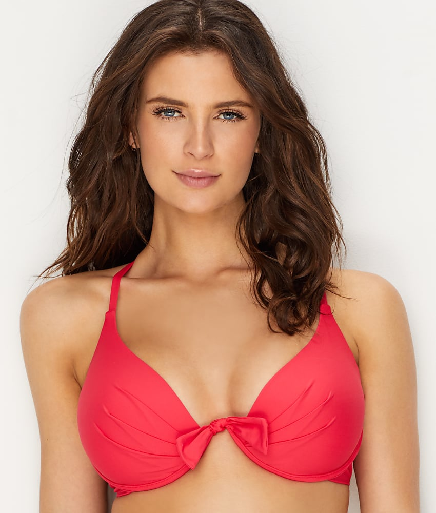 18af7a664 Sunsets Lovers Coral Legend Push-Up Bikini Top - Women s Swimwear