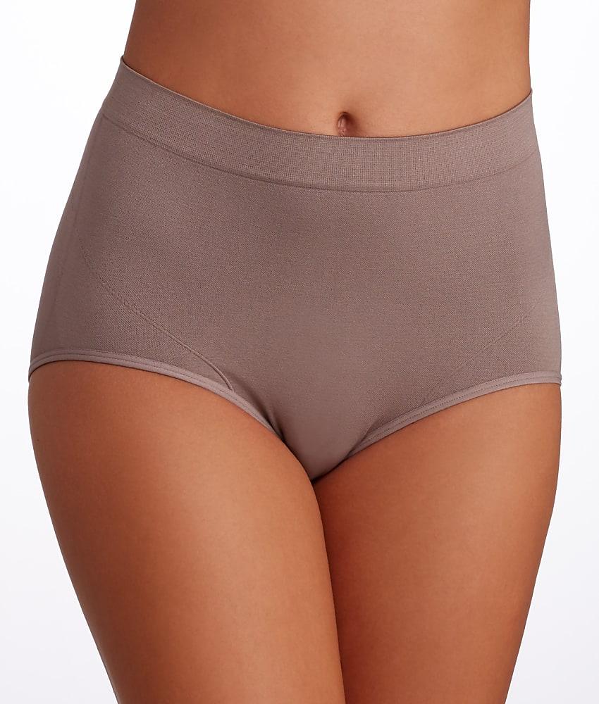 Vanity Fair Smoothing Comfort Seamless Brief Panty Women