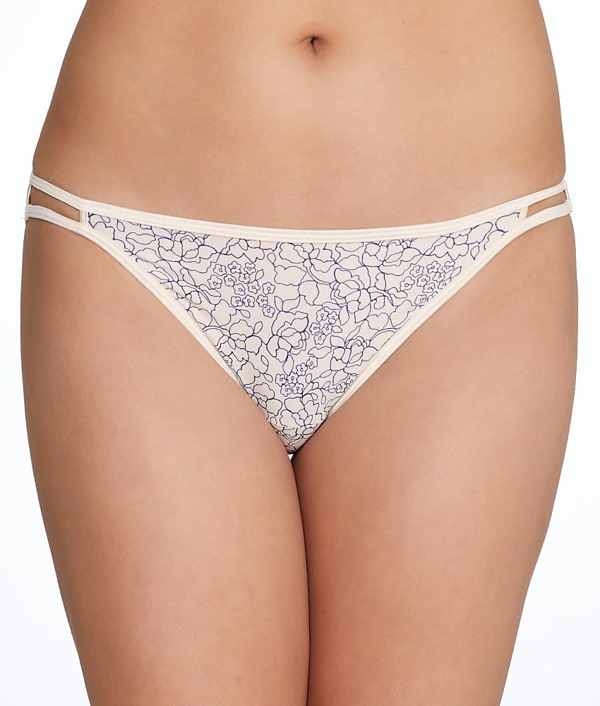 Vanity Fair 18108 Illumination String Bikini Panties 7 Tranquil