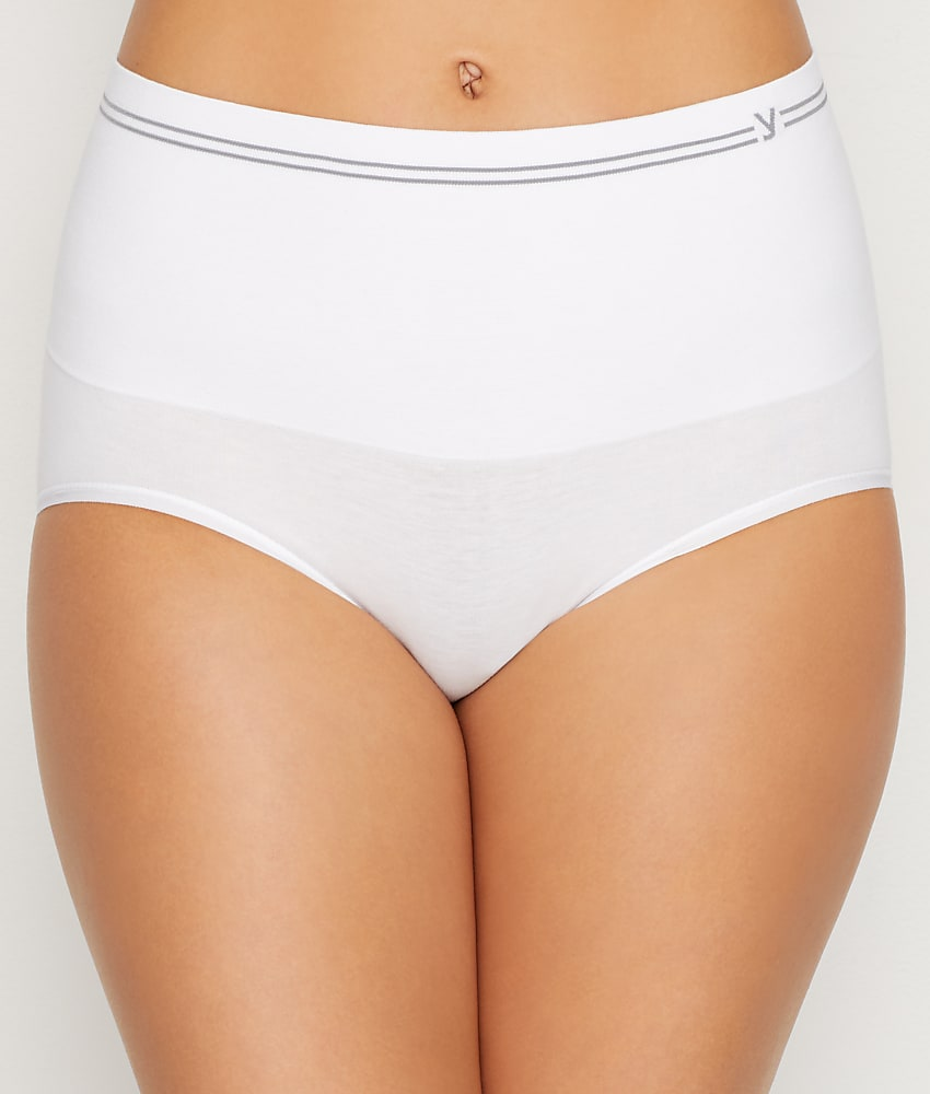 209c03302d Yummie Cotton Seamless Brief Panty