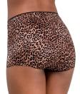 See Wonderful Edge Boyshort in Leopard