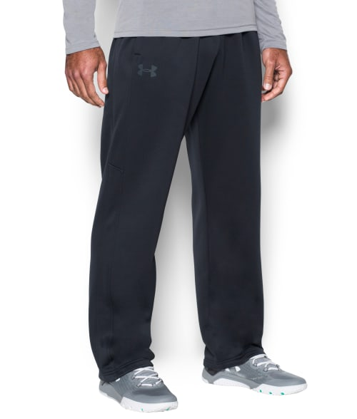Under Armour S Black Storm Armour Fleece Icon Pants 93R6920