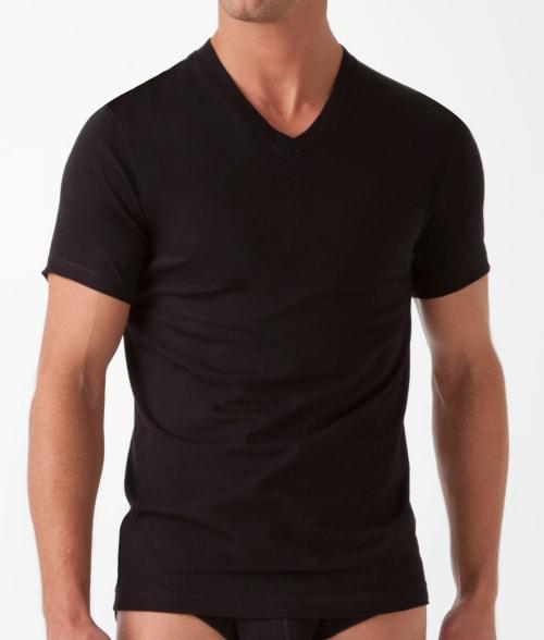 2(x)ist M Black Essential T-Shirts 3-Pack 92WY130