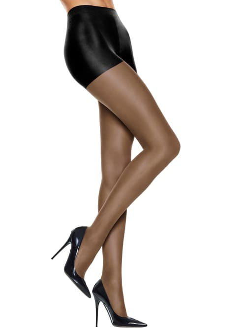 Hanes SILK REFLECTIONS SANDALFOOT PANTYHOSE 6-PACK