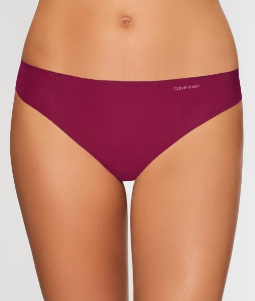 Calvin Klein S Harmony Invisibles Thong 93Y0Y20