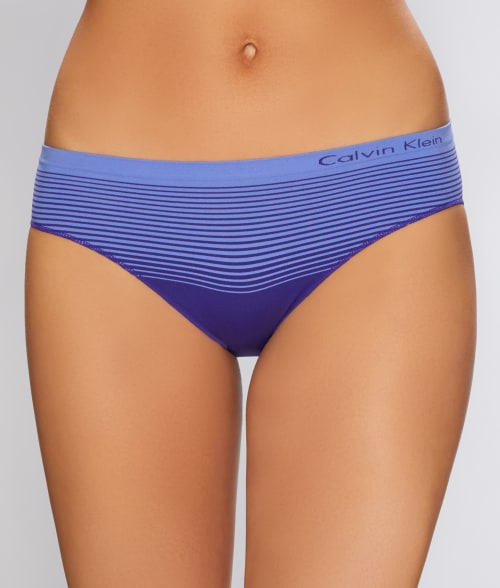 Calvin Klein S Fresh Taupe Seamless Illusions Hipster 93Y6K20