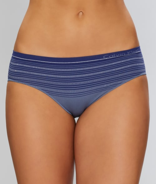 Calvin Klein S Harmony Seamless Illusions Hipster 93Y1S20