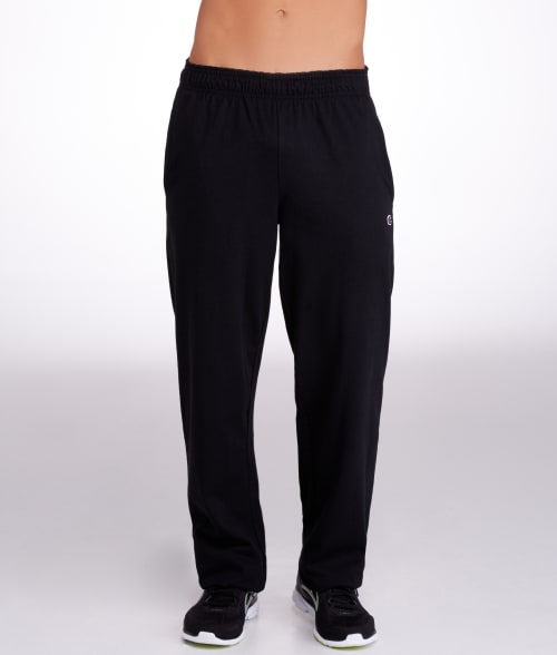 Champion XL Granite Heather Cotton Jersey Lounge Pants 937KW50