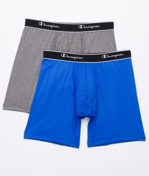 Champion S Surf / Stealth Tech Performance Boxer Brief 2-Pack 93SL020