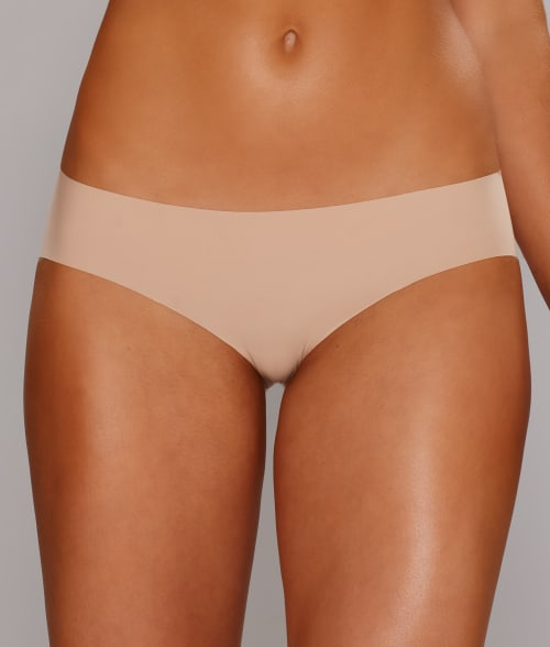 Commando M/L Nude Cotton Low Rise Bikini 9263G90