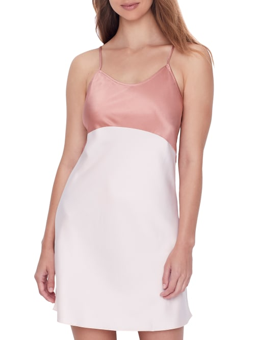 Ginia CAMILLE SILK CHEMISE