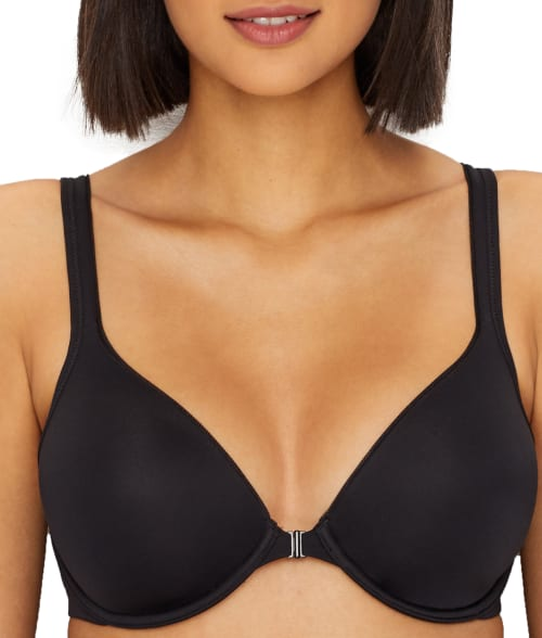 Hanes ULTIMATE COMFORTBLEND FRONT-CLOSE T-SHIRT BRA