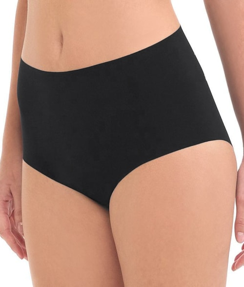 Commando M/L Black High Rise Brief 937QE90