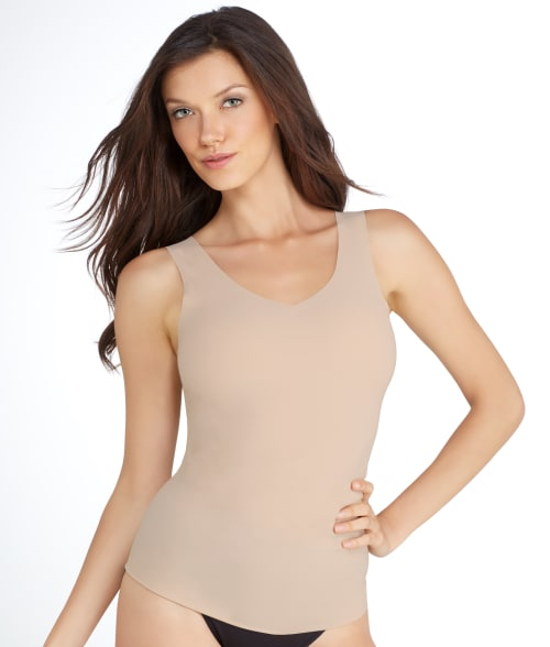 Maidenform S Latte Lift Sleek Smoothers Reversible Tank 93G8X20