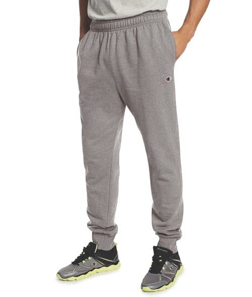 Champion XXL Oxford Grey Powerblend Retro Jogger Pants 93SJ560