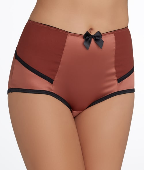 Parfait XS Red Charlotte Full Brief 93HYG10