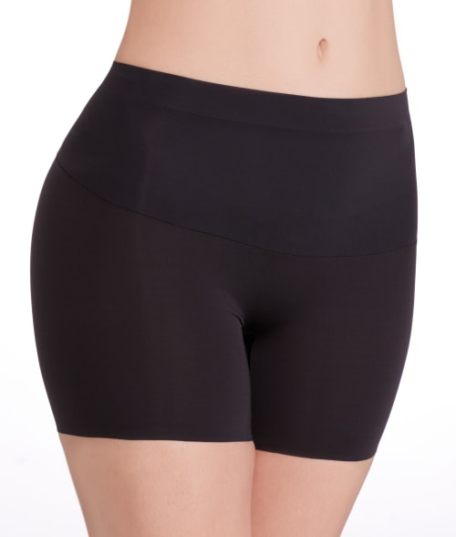 SPANX M Black Shape My Day Medium Control Girl Short 93L0B30